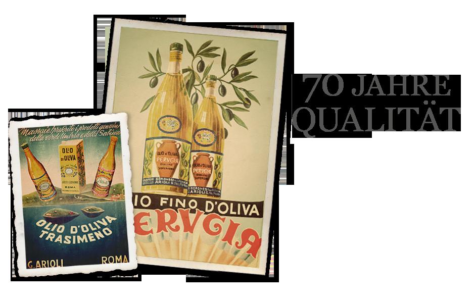 Arioli seit 1945